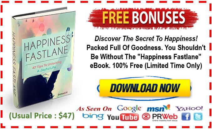 Free Gift - Happiness Fastlane