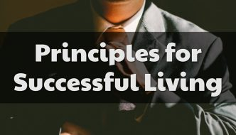 Principles for Successful Living